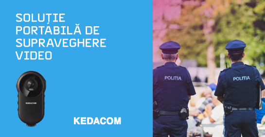 Solutie portabila Kedacom