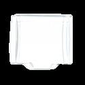 Capac din plastic transparent