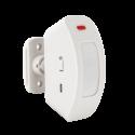 Detector de miscare PIR de tip perdea, wireless