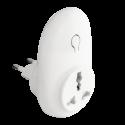 Priza inteligenta pentru sisteme de alarma wireless