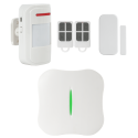Kit alarma wireless, comunicatie WIFI, PSTN, 8 zone