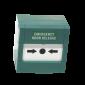 Buton aplicabil din plastic pentru iesire de urgenta