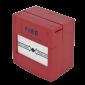 Buton aplicabil din plastic, cu doua relee, pentru iesire de urgenta CPK-861C+