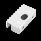 Suport din duraluminiu pentru montarea contraplacii bolturilor electrice