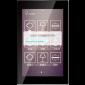 "Panou control IPS 5"" cu touch screen - incastrat, negru"