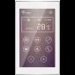 "Panou control IPS 5"" cu touch screen - incastrat, argintiu"
