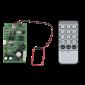 Controler/Cititor fara carcasa; programare cu telecomanda