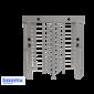 Turnichet vertical semi-automat, cu 2 cai de acces BOOMX