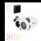 Sistem de monitorizare temperatura- camera termica bi-spectru + calibrator