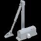 Amortizor hidraulic cu brat, pentru usi de 25-45kg, argintiu