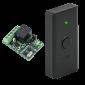 Buton de acces cu comunicatie wireless, contact uscat NO-CON-NC