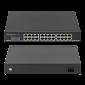 Switch gigabit cu 24 porturi ethernet 10/100/1000Mbps cu carcasa metalica
