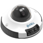Camera video IP tip dome pentru exterior, 2MP, IR