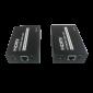 Extender HDMI prin cablu UTP si transmitator IR bi-directional