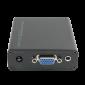 Receptor activ pentru un semnal video VGA si unul audio