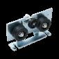 Görgő pár VZ-195 tolóajtó rendszerhez
