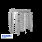 Turnichet vertical semi-automat, rezistent la apa, cu doua cai de acces BOOMX