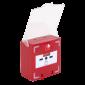 Buton iesire de urgenta cu 3 comutatoare NC-COM-NO, Buzzer si LED bicolor
