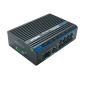 Switch 8 porturi PoE+, 802.3af/at, 10/100Mbps