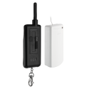 Set radiocomanda cu unitate receptoare cu 2 canale si telecomanda cu 2 butoane (1000m)