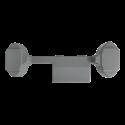 Capac protector pentru porti de detectie metale