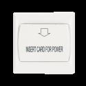 Economizor de energie pentru camere - card PVC