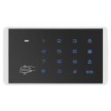 Tastatura wireless cu cititor pentru tag-uri RFID