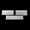 """Suport """"ZL"""" pentru montarea electromagnetilor de 350 kgf la usi cu deschidere spre interior"""