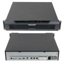 NVR AI profesional 9/16/32 canale, 4K, H.265/ H.264, ANR, 4 HDD, 2 CANALE INTELIGENTE