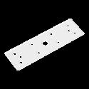 Distantier de 2mm din plexiglas compatibil cu suporturile MBK- 180I