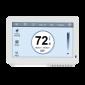 Termostat ambiental multifunctional cu comunicatie Wi-Fi si ecran tactil de 4.5''