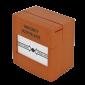 Buton aplicabil din plastic, pentru iesire de urgenta - portocaliu