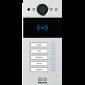 Video interfon IP SIP, post de apel cu 5  butoane