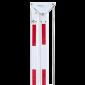 Brat de bariera pliabil la 180° de 5m