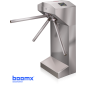 Turnichet semiautomat, bidirectional din inox 304, BOOMX