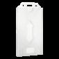 Suport ecuson din PVC, rezistent la indoire, deschidere si prindere verticala