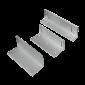 """Suport """"ZL"""" pentru montarea electromagnetilor de 500kgf la usi cu deschidere la intrerior"""