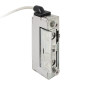 Yala electromecanica incastrabila rezistenta la apa, IP65, buton  de deblocare, memorie mecanica