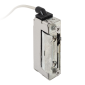 Yala electromecanica incastrabila rezistenta la apa, IP65, buton  de deblocare