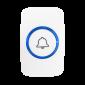 Buton wireless compatibil cu kiturile si accesorile de alarma wireless Kerui