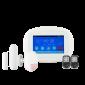Kit alarma wireless, comunicatie WIFI si  WCDMA( 2G, 3G), 99 zone