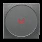 Cititor de proximitate RFID dual EM 125 kHz si MF 13.56 MHz, cu comunicatie RS485 si OSDP, pentru centrale de control acces