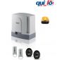 Kit automatizare porti culisante, max. 1200kg, 230Vca- MOOVY