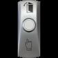 Buton de iesire de aluminiu plat, cu montare aplicata