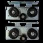 Role (la usa dubla- 2 perechi) pentru VZ-195
