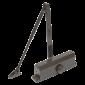 Amortizor hidraulic cu brat, pentru usi de 60-85kg, maro