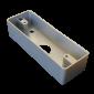 Carcasa din aluminiu pentru montarea aplicata a butoanelor de acces KY si FMB