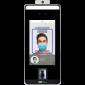 Terminal control acces biometric cu recunoastere faciala, palma, amprenta si detectie temperatura