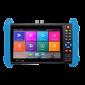 "Tester CCTV 7"" HD-TVI / HD-CVI / AHD / CVBS / IP - 4K, H.265 - multimetru digital"