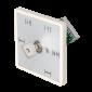 Controler de acces cu cheie ingropat cu 5 moduri de functionare, setul contine 2 chei